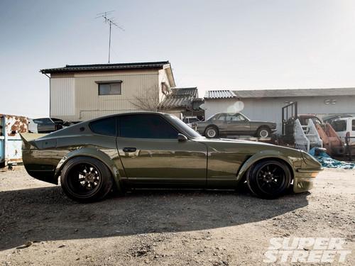 Nissan Fairlady S30
