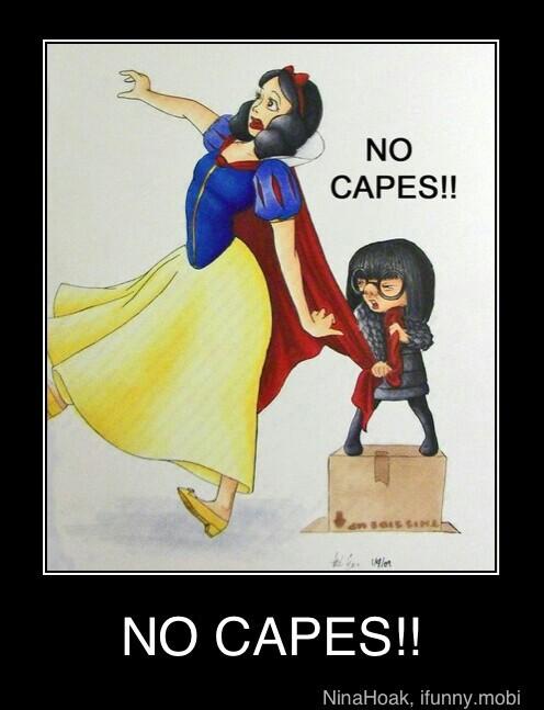 No Capes! - Disney Pri...