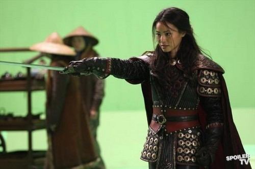 OUAT 2.11 - The Outsider - 防弾少年団 Pics