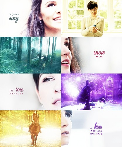 Snow White/ Mary Magaret Blanchard