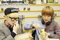 Onew & Key - ciuman The Radio (1.9.2013)