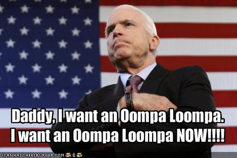 Oompa Loompa!