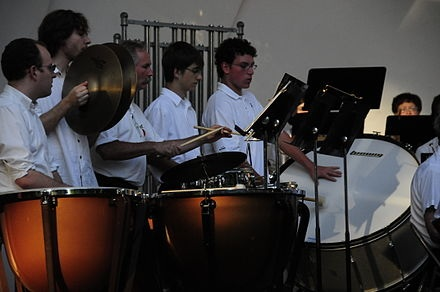 Orchestral Percussion Sevtion