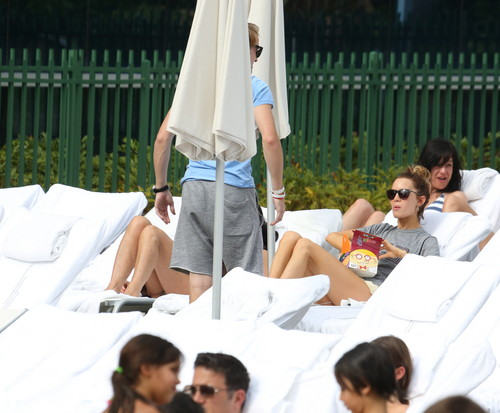 Out in Miami - December 29, 2012 - HQ