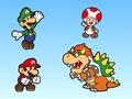 Paper Mario - super-mario-bros photo