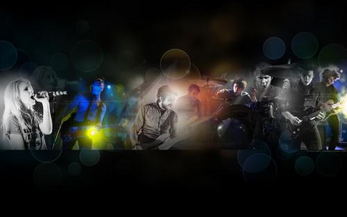 Riot! वॉलपेपर with a संगीत कार्यक्रम titled पैरामोर