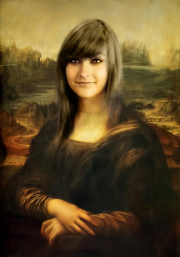 Paris Jackson Mona Lisa (@ParisPic)