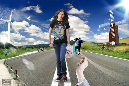 Paris Jackson Nature Road (@ParisPic)