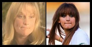 Paris' Uncanny Rsemblance To Her Mother, Debbie Rowe