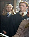 Penelope and Percy - the-weasley-family photo