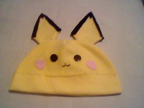 Pichu Hat