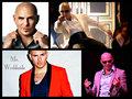 Pitbull - pitbull-rapper fan art