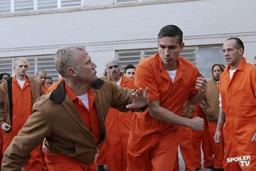 "PoI - 2x12 "" Prisoner's Dilemma."""