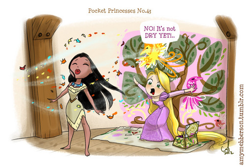 Pocket Princesses 43