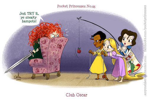 Pocket Princesses 45