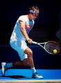 Practise in Melbourne 2013 - roger-federer photo