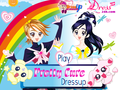 Pretty Cure Dress up Game - pretty-cure photo