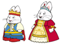 Prince Max and Princess Ruby - max-and-ruby fan art