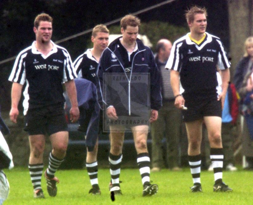 Prince William Eton Football