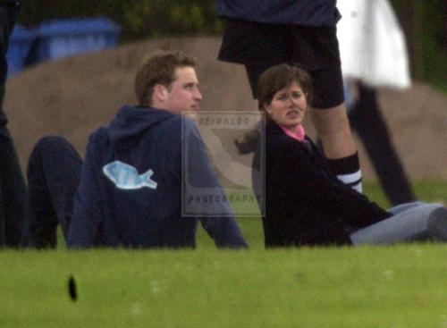 Prince William Eton Football