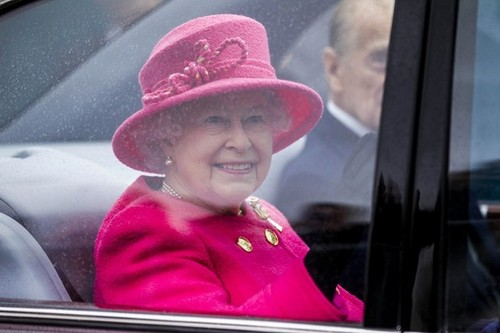 Queen Visits visits Bailey of Bristol