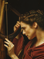 Rachel Weisz as Hypatia in