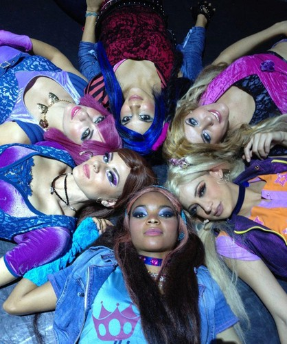 Real Winx In show, concerto 2