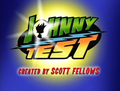 Replacement Titlescreen - johnny-test photo