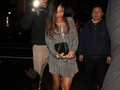 Rihanna showing off new hairstyle - rihanna wallpaper