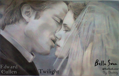 Robert & Kristen-Couple Bella & Edward-Twilight