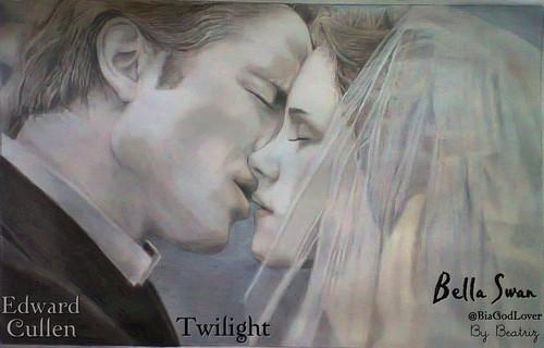 Robert & Kristen-Couple Bella & Edward-Twilight