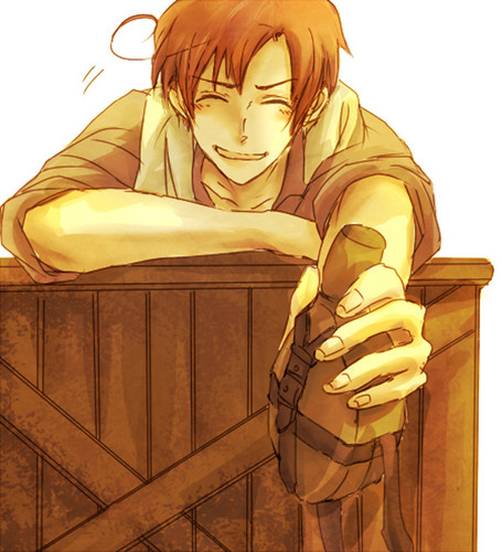Romano hetalia romano photo 33210045 fanpop
