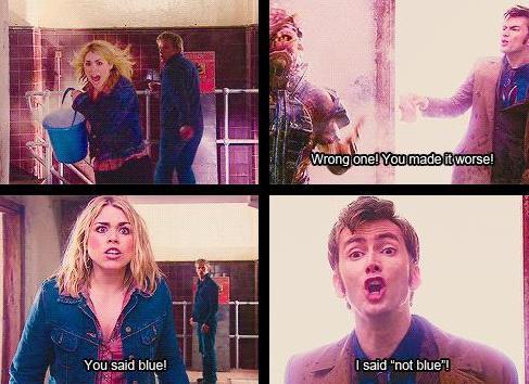 Rose&Doctor LOL :D