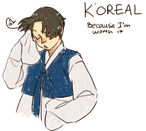 S. Korea Is Worth It~