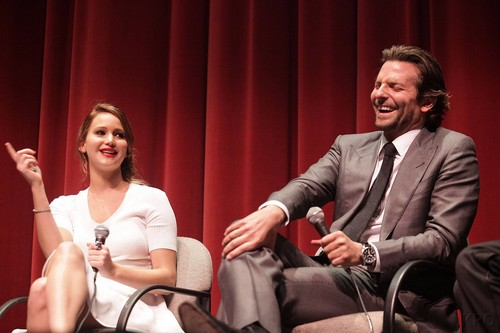 "SAG Screening For ""Silver Linings Playbook"" (1/10/2013) [HQ]"