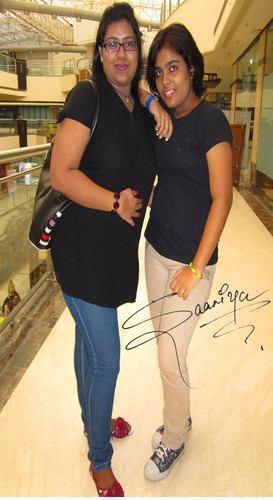 Saaniya Jackson Autographs