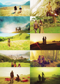Screencap Meme:Legend of the Seeker -> Scenery Porn