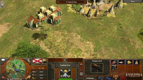 Screenshot for Age of Empires III