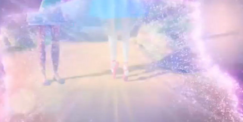 Screenshot from MV of PS