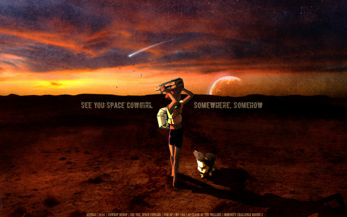 See You Space Cowgirl