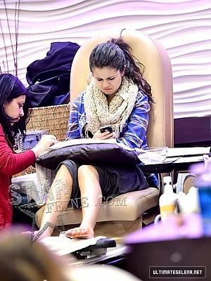 Selena AT Nail Spa