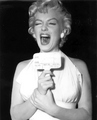 MM yawning