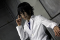 Shinra cosplay