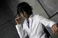 Shinra cosplay