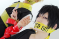 Shizuo & Izaya cosplay - durarara photo