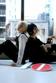 Shizuo & Izaya cosplay
