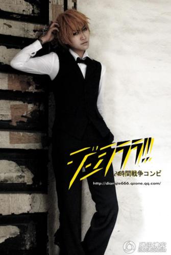 Shizuo cosplay