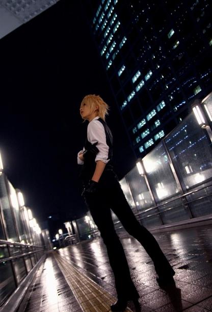 Shizuo cosplay - Durarara!! Photo (33218183) - Fanpop