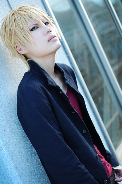 Shizuo cosplay - Durarara!! Photo (33218188) - Fanpop