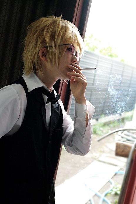 Shizuo cosplay - Durarara!! Photo (33218189) - Fanpop